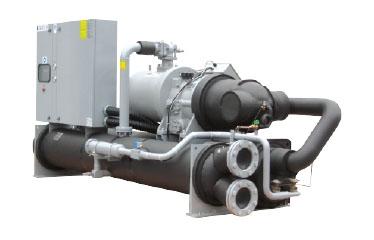 超高温螺杆式水/地源热泵