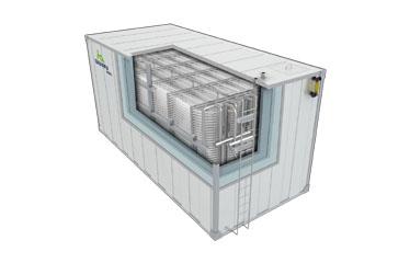 DYN系列 塑料盘管蓄冰槽