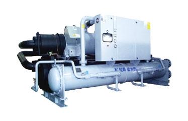干式水冷螺杆式低温卤水机组