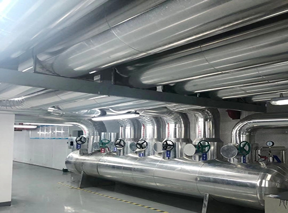 昆山保利影院中央空调工程
