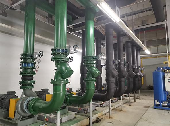 越南仁宝中央空调工程