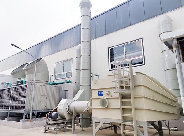 Vietnam minde industrial pipeline project