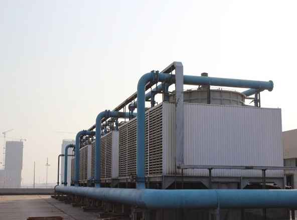 Central air conditioning project